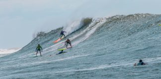 Prefeitura barra o surfe