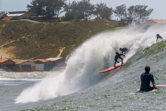 Luiz Henrique, Praia do Cardoso, Farol de Santa Marta (SC). Foto: Francisco Oliveira.
