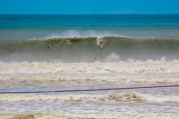 Rafael Scarduelli, Praia do Cardoso, Farol de Santa Marta (SC). Foto: Francisco Oliveira.