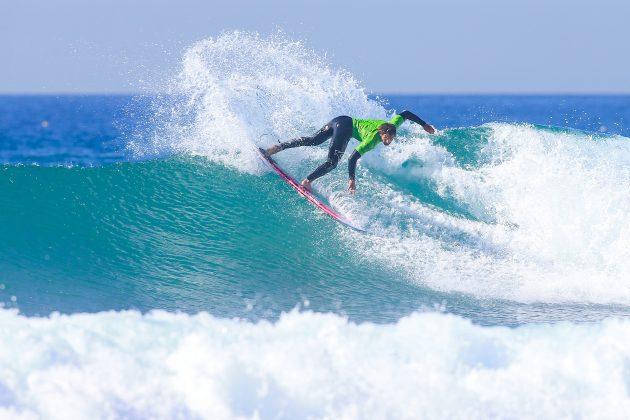 Giorgio Gomez (COL), Pro Taghazout Bay, Marrocos. Foto: WSL / Masurel.