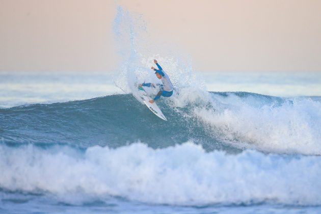 Kei Kobayashi (EUA), Pro Taghazout Bay, Marrocos. Foto: WSL / Masurel.