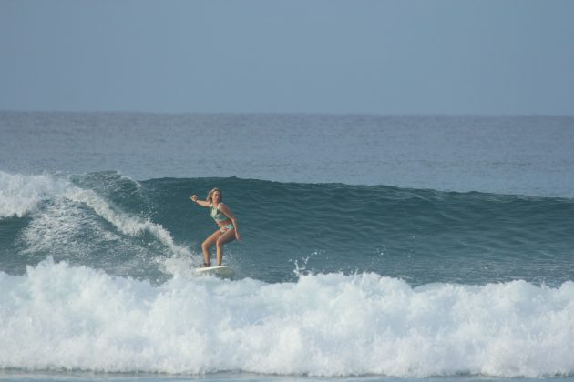 Kelly Rodrigues, BBQ Only Girls, Costa Rica. Foto: Alex Thompson.