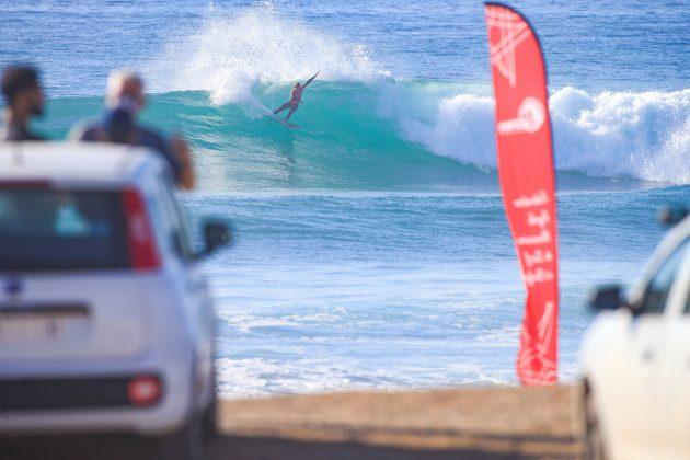 Liam O'Brien (AUS), Pro Taghazout Bay, Marrocos. Foto: WSL / Masurel.