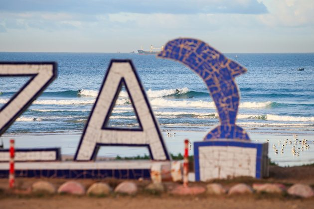 Anza, Pro Taghazout Bay, Marrocos. Foto: WSL / Masurel.