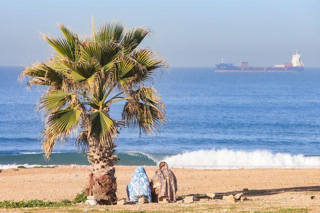 Anza, Pro Taghazout Bay, Marrocos. Foto: WSL / Masurel.