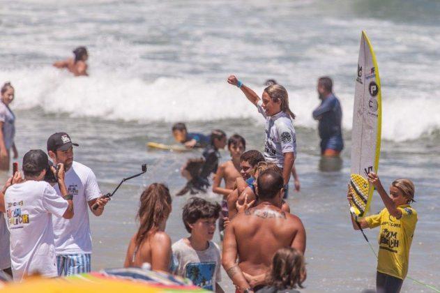 Murilo Coura, Rip Curl Grom Search 2020, praia da Ferrugem, Garopaba (SC). Foto: Matusa Gonzaga @matusa72.