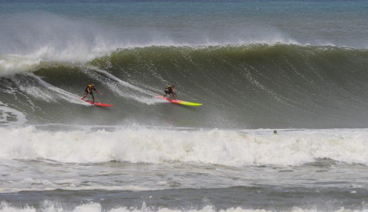 Marcelo Cunha e João Baiuka, Praia do Cardoso, Farol de Santa Marta (SC). Foto: Rafa Shot Photography.