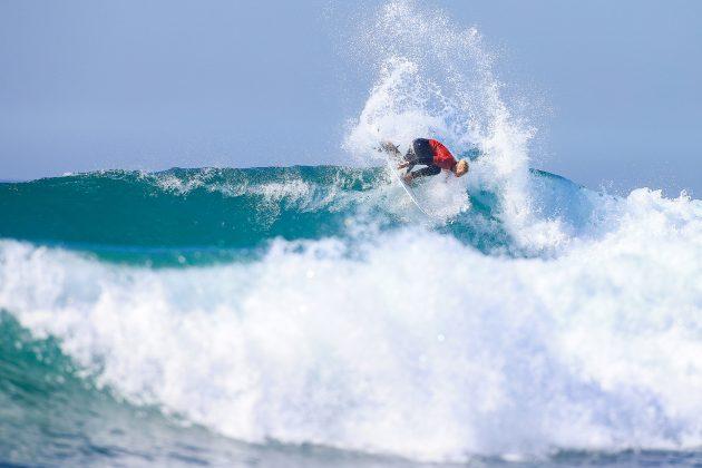 Nat Young (EUA), Pro Taghazout Bay, Marrocos. Foto: WSL / Masurel.