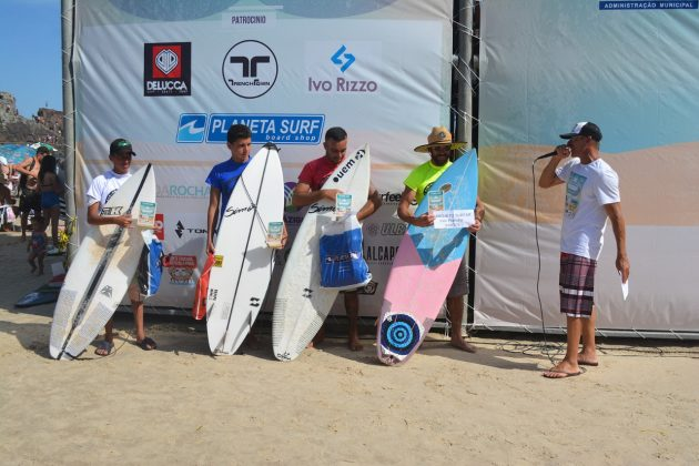Pódio Local, Guarita Eco Festival 2020, Torres (RS). Foto: Torrica Photo Surf Club.