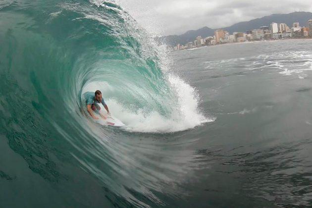 Tiago Arraes, Laje de Ipanema, Rio de Janeiro (RJ). Foto: @jc.rodrigues.10.