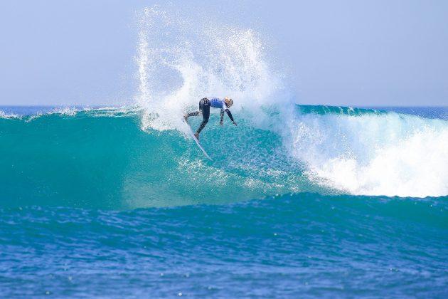 Timothee Bisso (FRA), Pro Taghazout Bay, Marrocos. Foto: WSL / Masurel.
