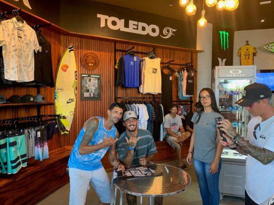 Filipe Toledo Surf Store, Praia Grande, Ubatuba (SP). Foto: Fábio Maradei.