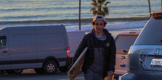 Surfe e skate na Califa