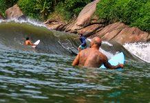 Canto da Ilha Porchat, São Vicente (SP)