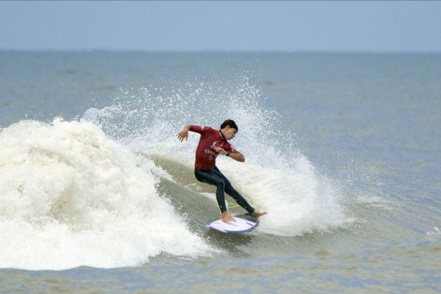 João Vitor Guimarães, Circuito ASCAS 2020, Balneário Rincão (SC). Foto: Vivi Surf.