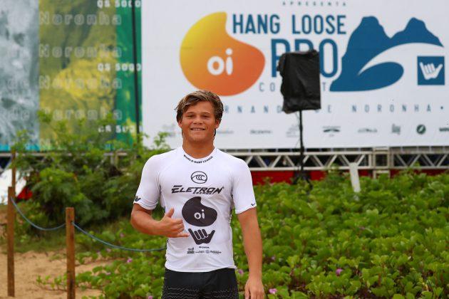 Leo Casal, Oi Hang Loose Pro Contest 2020, Cacimba do Padre, Fernando de Noronha (PE). Foto: WSL / Daniel Smorigo.
