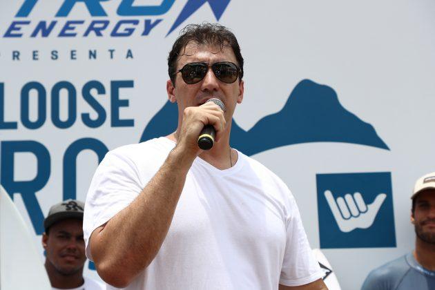 Ivan Martinho, CEo WSL Latin America, Oi Hang Loose Pro Contest 2020, Cacimba do Padre, Fernando de Noronha (PE). Foto: WSL / Daniel Smorigo.