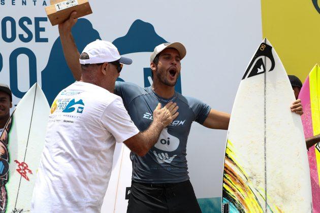 Oi Hang Loose Pro Contest 2020, Oi Hang Loose Pro Contest 2020, Cacimba do Padre, Fernando de Noronha (PE). Foto: WSL / Daniel Smorigo.