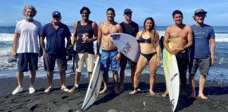 Preparação no Taiti