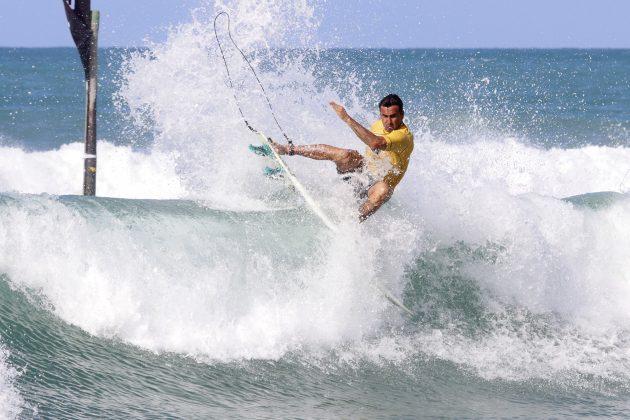 Alan Jhones, Pena Paracuru Pro 2020, Ronco do Mar (CE). Foto: Lima Jr.