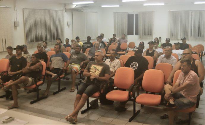 Assembleia da Fecasurf, Florianópolis (SC). Foto: Basilio Ruy/P.P07.