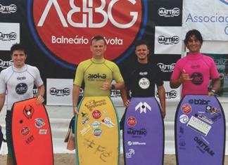 Bodyboarders duelam no Sul