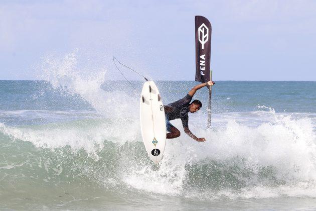 Cauã Costa, Pena Paracuru Pro 2020, Ronco do Mar (CE). Foto: Lima Jr.