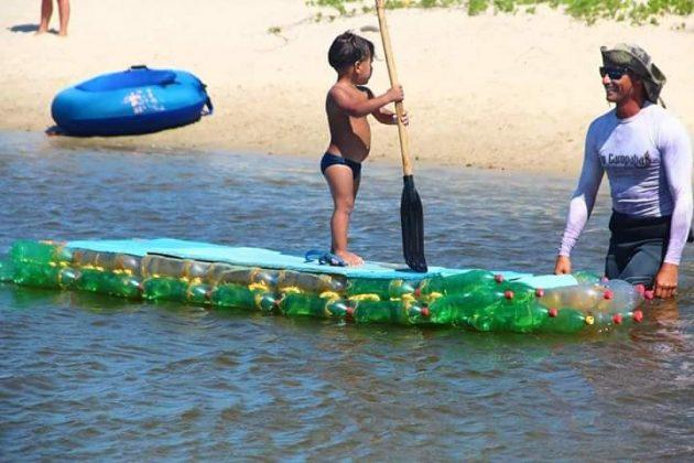 Prancha Ecológica. Foto: Divulgação.