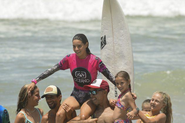 Kiany Hyakutake, Surf Talentos Oceano 2020, Prainha, São Francisco do Sul (SC). Foto: Marcio David.