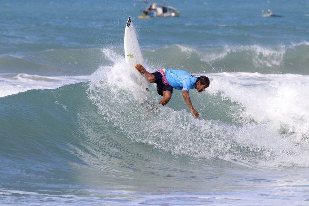 Michel Roque, Pena Paracuru Pro 2020, Ronco do Mar (CE). Foto: Lima Jr.