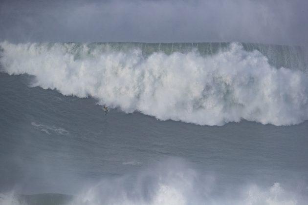 Time Austrália, Nazaré Tow Challenge 2020, Praia do Norte, Portugal. Foto: WSL / Poullenot.