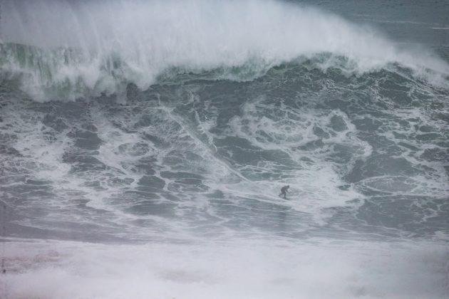 Time Brasil, Nazaré Tow Challenge 2020, Praia do Norte, Portugal. Foto: WSL / Masurel.
