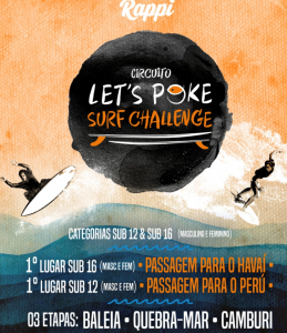 Let's Poke Surf Challenge
