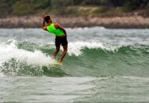 Noosa Longboard Open 2020, Main Beach, Austrália