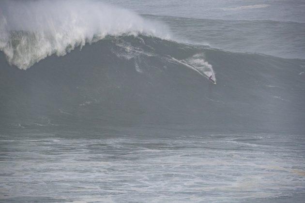 Time Portugal, Nazaré Tow Challenge 2020, Praia do Norte, Portugal. Foto: WSL / Poullenot.