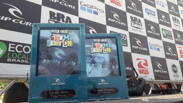 Rip Curl Grom Search 2020, Barra da Tijuca, Rio de Janeiro (RJ). Foto: Pedro Monteiro.