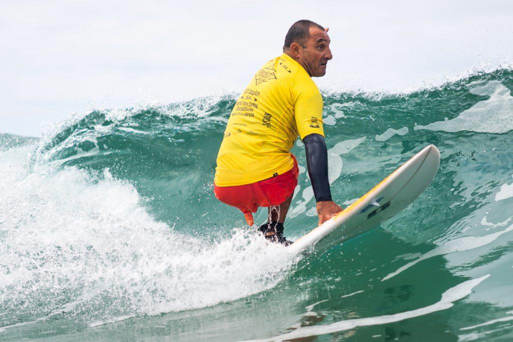 AmpSurf ISA Para Surfing Championship 2020, La Jolla, Califórnia (EUA)