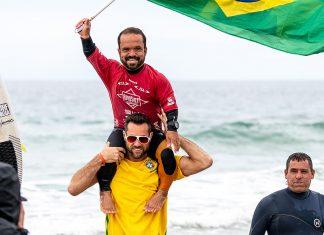 Show brasileiro na Califa