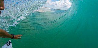 Caça às ondas no Peró