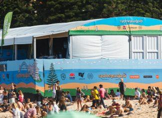 Sydney Surf Pro 2020, Manly Beach, Austrália