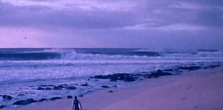 Jeffreys Bay em 1977