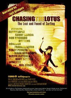 Cartaz de Chasing the Lotus.