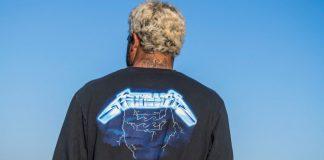 Metallica estampa coleção