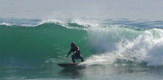 Primeiro e último swell