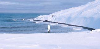 Inverno no Ártico