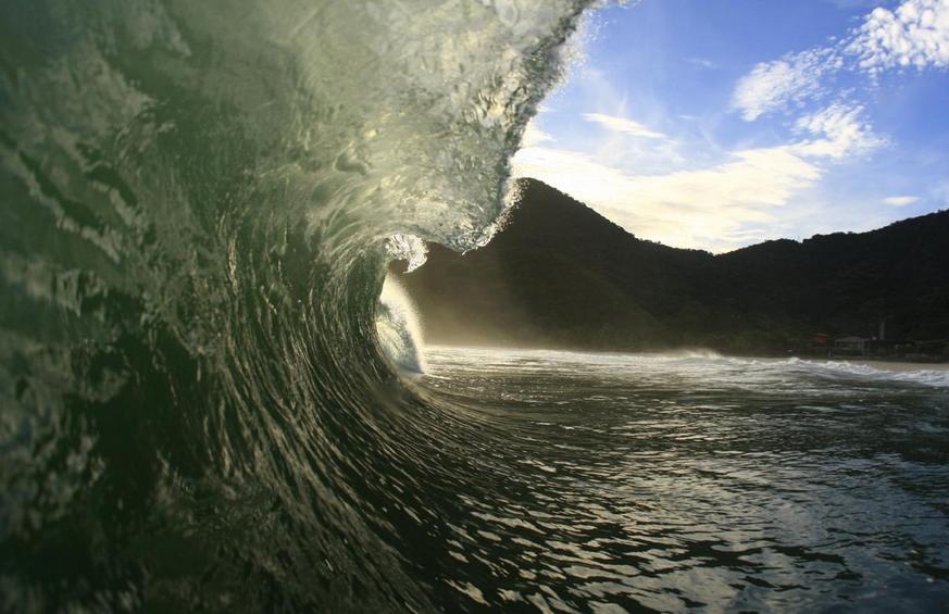 Ausência de surfe também pode ser desastrosa para saúde.