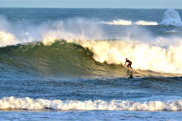 Praia da Vila, Imbituba (SC). Foto: Henrique Buchele.