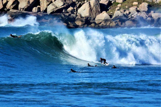 Ian Tavares, Praia da Vila, Imbituba (SC). Foto: Henrique Buchele.