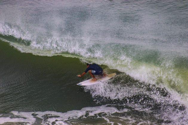 Daison Pereira, Praia da Cal, Torres (RS). Foto: Rodolfo Martins.