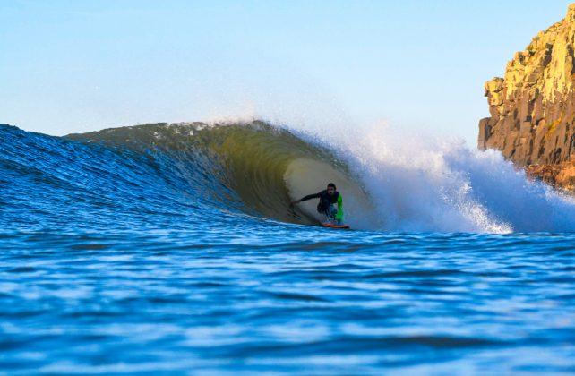 Emerson Peres, Praia da Cal, Torres (RS). Foto: Leandro Fuque.